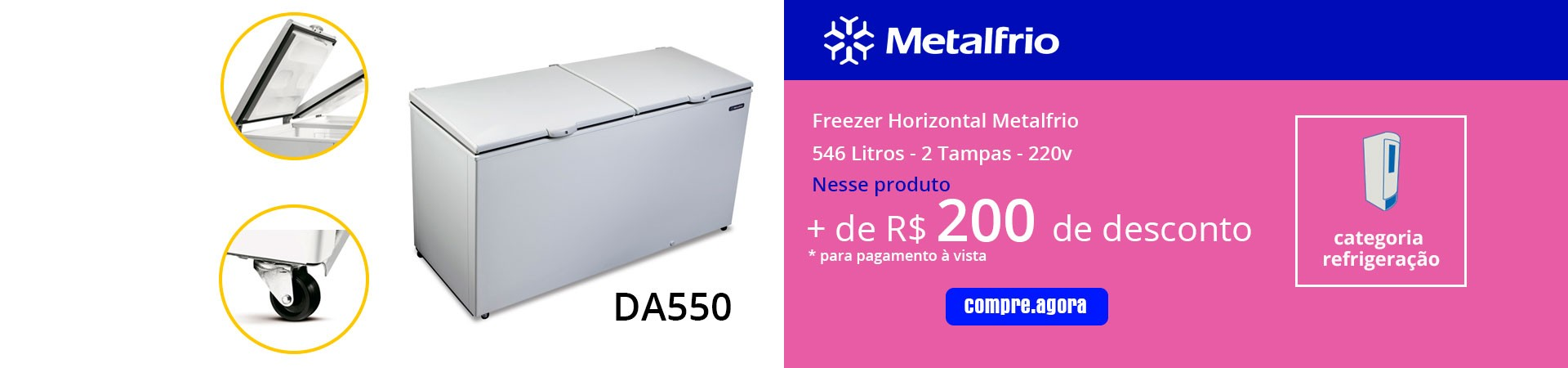 freezer-horizontal-metalfrio-546-litros-com-2-tampas-cega-220v